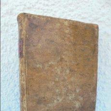 Libros antiguos: DIFERENCIA ENTRE LO TEMPORAL Y ETERNO Y CRISOL DE DESENGAÑOS. JUAN EUSEBIO NIEREMBERG. 1792.. Lote 57478983