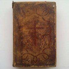 Libros antiguos: VINDICIAS DE LA SANTA BIBLIA CONTRA LOS TIROS DE LA INCREDULIDAD 1854. ABATE DU-CLOT. Lote 57512242