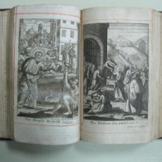 Libros antiguos: BOOK OF COMMON PRAYER, CIRCA 1694. T. STEMHOLD,..POSEE 55 GRABADOS.. Lote 57524428