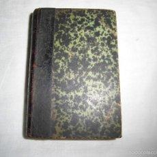 Libros antiguos: S.THOMAE AQUINATIS.THEOLOGICAE SUMMAE COMPENDIUM.P.PETRO ALAGONA 1891. Lote 57542273