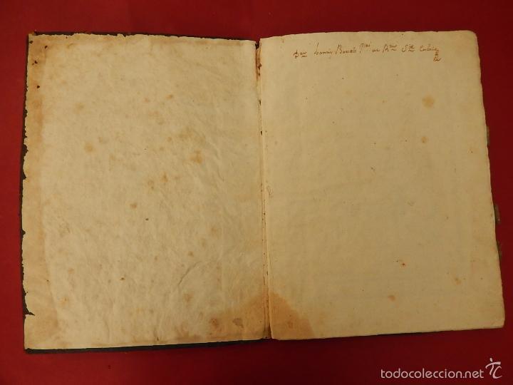 Libros antiguos: Missae in Agenda defunctorum, ad celebrantium commoditatem, ex Missali Romano. 1784. - Foto 3 - 57566477