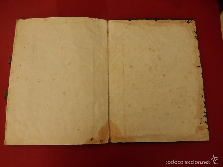 Libros antiguos: Missae in Agenda defunctorum, ad celebrantium commoditatem, ex Missali Romano. 1784. - Foto 18 - 57566477
