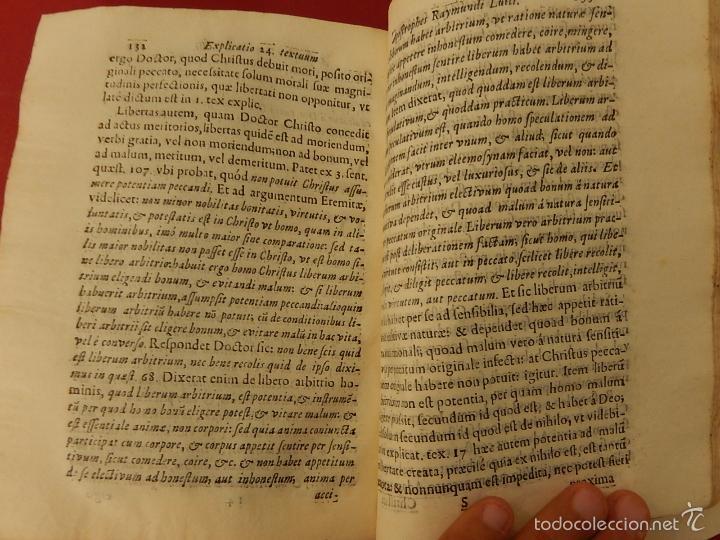 Libros antiguos: Apostrophe Dris Illuminati, ac Martyris, gloriosissimi beati Raymundi Lulli Balearis. 1688. Mallorca - Foto 18 - 57566535
