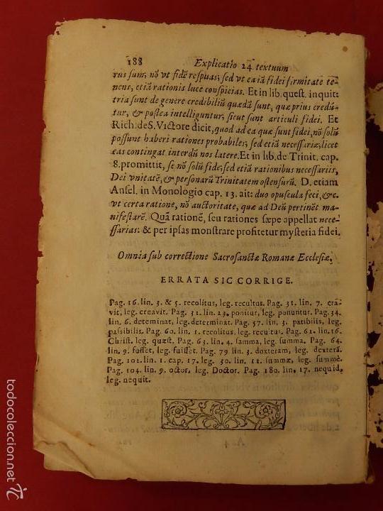 Libros antiguos: Apostrophe Dris Illuminati, ac Martyris, gloriosissimi beati Raymundi Lulli Balearis. 1688. Mallorca - Foto 20 - 57566535