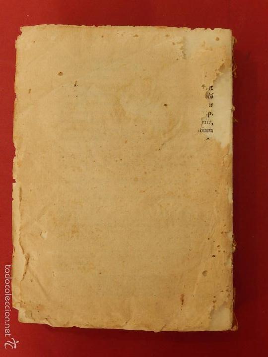 Libros antiguos: Apostrophe Dris Illuminati, ac Martyris, gloriosissimi beati Raymundi Lulli Balearis. 1688. Mallorca - Foto 22 - 57566535
