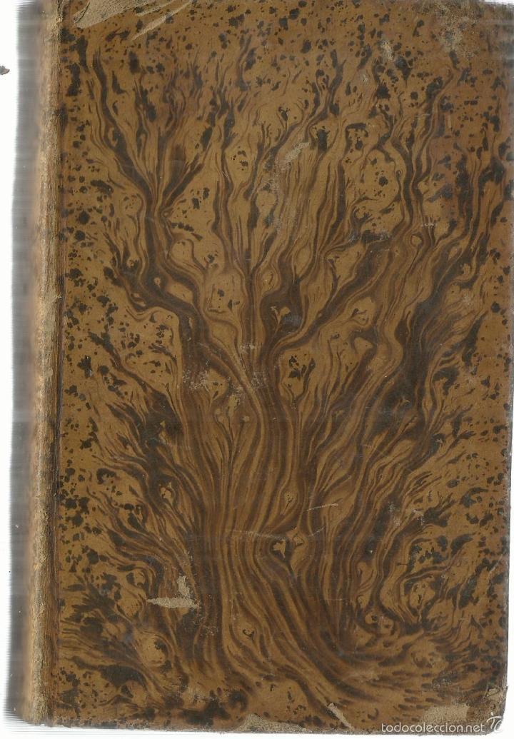 Libros antiguos: AÑO CRISTIANO O EJERCICIOS DEVOTOS. P. JUAN CROISSET. TOMO II. IMP. DE PABLO RIERA. BARCELONA. 1855 - Foto 2 - 109239004