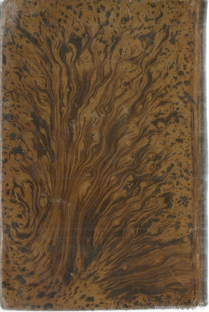 Libros antiguos: AÑO CRISTIANO O EJERCICIOS DEVOTOS. P. JUAN CROISSET. TOMO II. IMP. DE PABLO RIERA. BARCELONA. 1855 - Foto 3 - 109239004