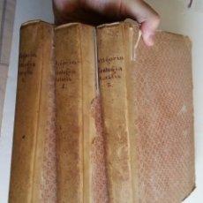 Libros antiguos: 1827 TRATADO DE TEOLOGIA MORAL EN 3 VOLUMENES * ALFONSO MARÍA DE LIGORIO * . Lote 57691615
