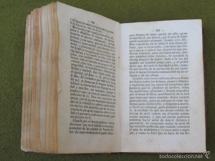 Libros antiguos: INTRODUCCION A LA VIDA DEVOTA -SAN FRANCISCO DE SALES - BARCELONA - LIBRERIA RELIGIOSA - 1856. - Foto 5 - 57705284