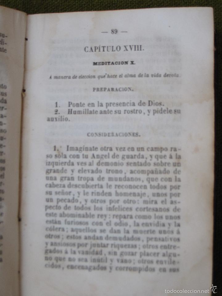 Libros antiguos: INTRODUCCION A LA VIDA DEVOTA -SAN FRANCISCO DE SALES - BARCELONA - LIBRERIA RELIGIOSA - 1856. - Foto 6 - 57705284
