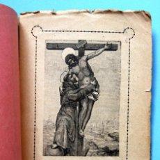 Libros antiguos: NOVENA AL SERÁFICO PATRIARCA SAN FRANCISCO DE ASIS - ANDRES MARTIN - VALLADOLID. Lote 57726969