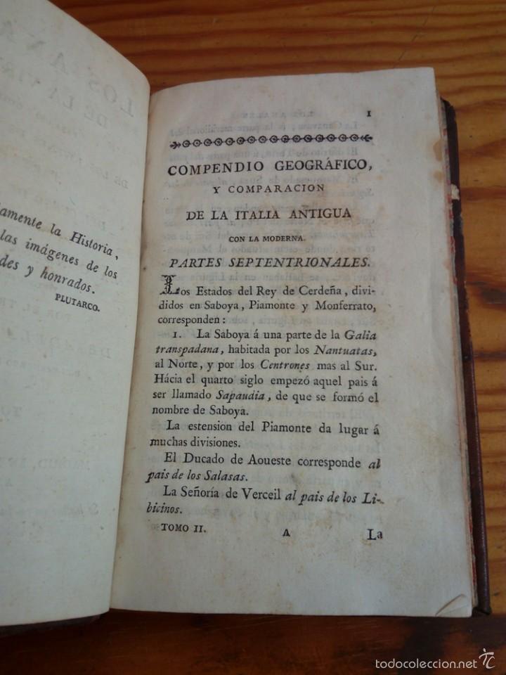 Libros antiguos: LOS ANALES DE LA VIRTUD, TOMO NUMERO 2,AÑO 1792,CONDESA DE GENLIS. - Foto 5 - 57728057