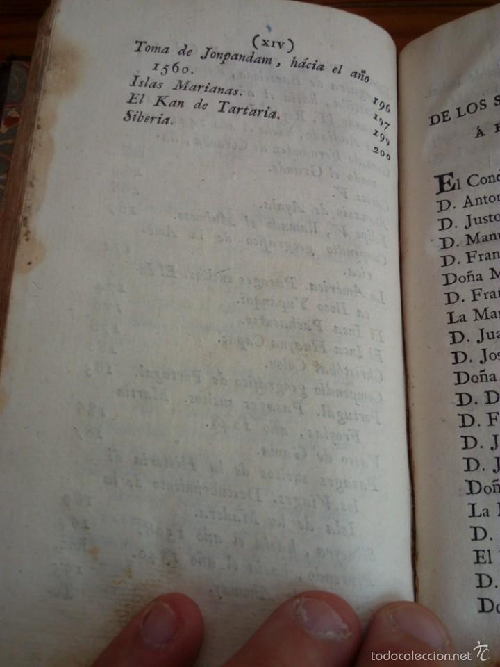 Libros antiguos: LOS ANALES DE LA VIRTUD, TOMO NUMERO 2,AÑO 1792,CONDESA DE GENLIS. - Foto 6 - 57728057