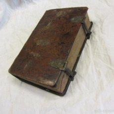 Libros antiguos: OFICIO DE LA SEMANA SANTA. AMBERES 1716. Lote 57734240