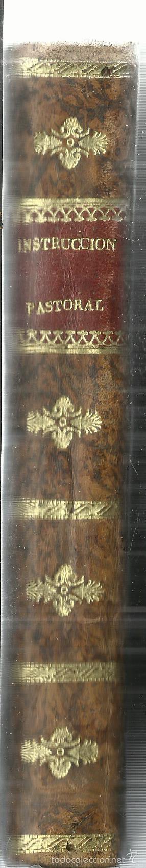 Libros antiguos: INSTRUCCIÓN PASTORAL AL CLERO Y PUEBLO DE SU DIÓCESIS. 3 OBRAS EN UN TOMO. I. BRUSI.MALLORCA. 1813 - Foto 2 - 57765974