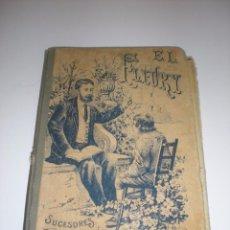 Libros antiguos: CATECISMO HISTÓRICO DEL SR. ABAD CALUDIO FLEURY. Lote 57950808