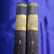 Libros antiguos: TRACTATUS DE VERA RELIGIONE. 2 TOMOS. LUDOVICO BAILLY.ED. EX TYPOGRAPHIA ILDEPHONSI MOMPIE. 1855. Lote 57976030