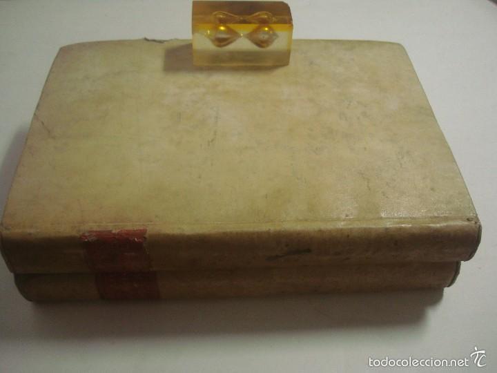 BENEDICTI PAPAE XIV, BULLARIUM. 1778. 2 TOMOS EN GRAN FOLIO. PERGAMINO ROMANO. (Libros Antiguos, Raros y Curiosos - Religión)