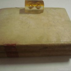Libros antiguos: BENEDICTI PAPAE XIV, BULLARIUM. 1778. 2 TOMOS EN GRAN FOLIO. PERGAMINO ROMANO.. Lote 57991661
