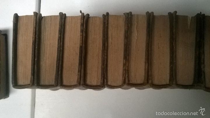 Libros antiguos: Libros antiguos religiosos. Dominicas. Año Cristiano. Seis tomos - Foto 2 - 58223903