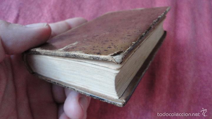 Libros antiguos: RAMILLETE DE FLORES.VIRGEN SANTISIMA.MES DE MAYO.IGLESIA NTRA,SRA DEL PINO.BARCELONA.1857. - Foto 6 - 237057680