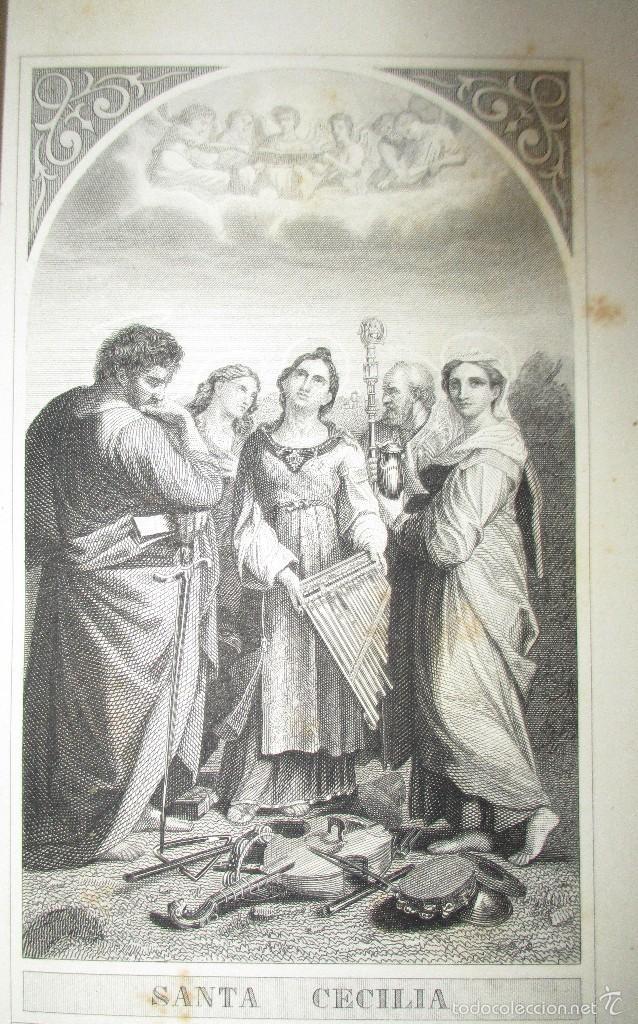 Libros antiguos: PEQUEÑO MISAL ROMANO PARA LA MUJER CATÓLICA. JOSÉ SAYOL Y ECHEVARRÍA. 1883. - Foto 10 - 59713215