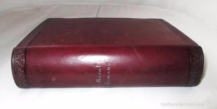 Libros antiguos: PEQUEÑO MISAL ROMANO PARA LA MUJER CATÓLICA. JOSÉ SAYOL Y ECHEVARRÍA. 1883. - Foto 13 - 59713215