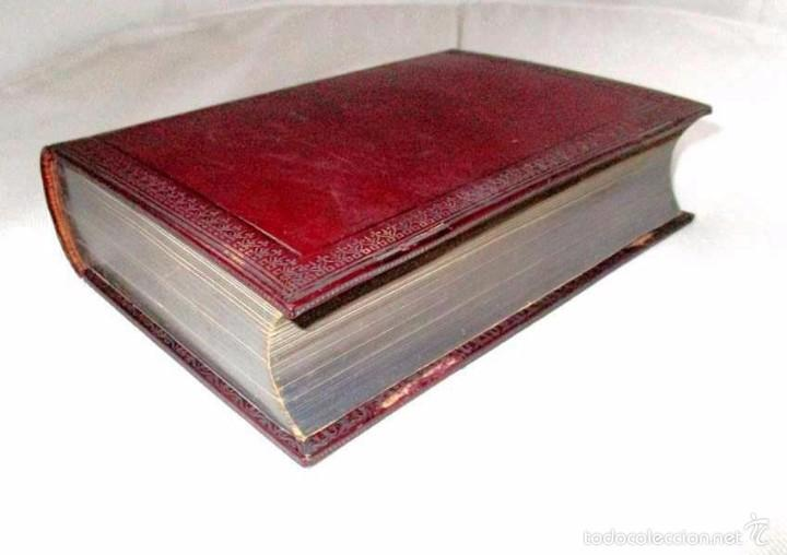 Libros antiguos: PEQUEÑO MISAL ROMANO PARA LA MUJER CATÓLICA. JOSÉ SAYOL Y ECHEVARRÍA. 1883. - Foto 14 - 59713215