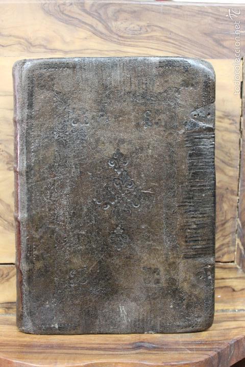 Libros antiguos: OFFICIA PROPRIA SANCTORUM ET ALIARUM FESTIVITATUM ORDINIS CARMELITARUM... 1745. - Foto 3 - 59845524