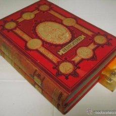 Libros antiguos: JESUCRISTO POR M. LOUIS VEUILLOT. BELLA OBRA EN 2 VOL. GRAN FOLIO.1881. GRABADOS. Lote 60264979