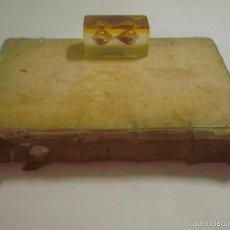 Libros antiguos: SOR MARIA DE JESUS.MYSTICA CIUDAD DE DIOS.1736. SEGUNDA PARTE.GRAN FOLIO.PERGAMINO. Lote 60272679
