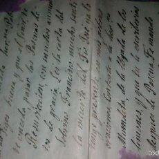 Libros antiguos: + NOVENA A LA VIRGEN MARIA HACIA 1700. Lote 227193615