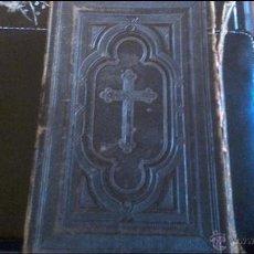Libros antiguos: BIBLIA ALEMANA MARTÍN LUTERO S.XIX. Lote 53883665