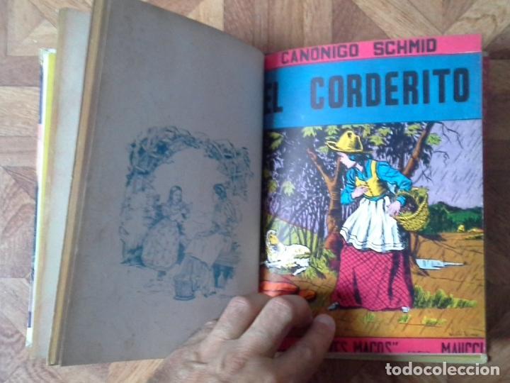 Libros antiguos: ROBINSÓN CRISTIANO - CANÓNIGO SCHMID - Foto 3 - 61798352