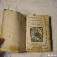 Libros antiguos: REGLA DE SAN AGUSTIN 1625. Lote 62430096