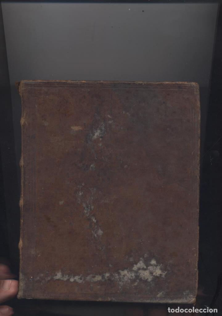 Libros antiguos: ANTIGUO LIBRO RELIGIOSO EN ALEMAN-AÑO 1726-P.F.LUCA ROTTENFELFENFI-GETHSEAMANI - Foto 4 - 62732160