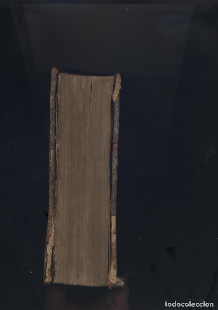 Libros antiguos: ANTIGUO LIBRO RELIGIOSO EN ALEMAN-AÑO 1726-P.F.LUCA ROTTENFELFENFI-GETHSEAMANI - Foto 5 - 62732160