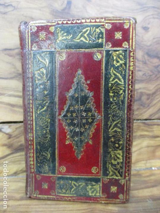 Libros antiguos: OFICIO DE LA SEMANA SANTA SEGUN EL MISSAL Y BREVIARIO ROMANOS. 1748. - Foto 3 - 62968196