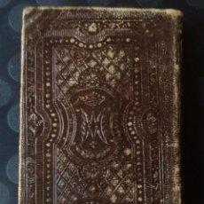 Libros antiguos: LA AZUCENA.-DEVOCIONARIO.-1869. Lote 62990000