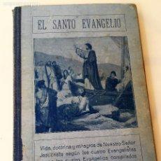 Libros antiguos: EL SANTO EVANGELIO 3ª EDIC. 1931. Lote 63017884