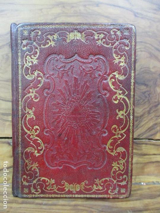 Libros antiguos: OFICIO DE LA SEMANA SANTA. C. 1800. - Foto 3 - 63089968