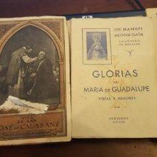 Libros antiguos: CUATRO LIBROS RELIGIOSOS ANTIGUOS. Lote 63489604