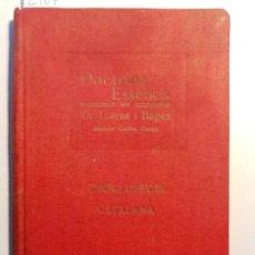 Libros antiguos: DOCTRINA ESTETICA DEL DR. TORRAS I BAGES 1919 CARLES CARDO. Lote 63624543