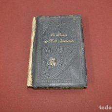 Libros antiguos: LA DOLOROSA PASION DE JESUCRISTO - SOR ANA CATALINA EMMERICH - AÑO 1900. Lote 63879295