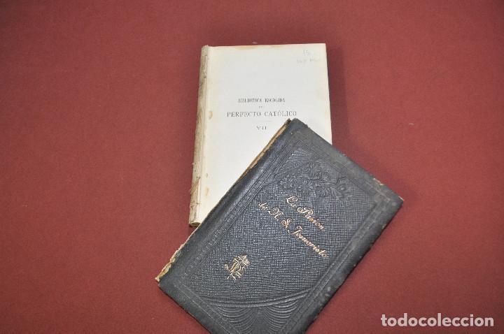 Libros antiguos: la dolorosa pasion de jesucristo - sor ana catalina emmerich - año 1900 - Foto 2 - 63879295