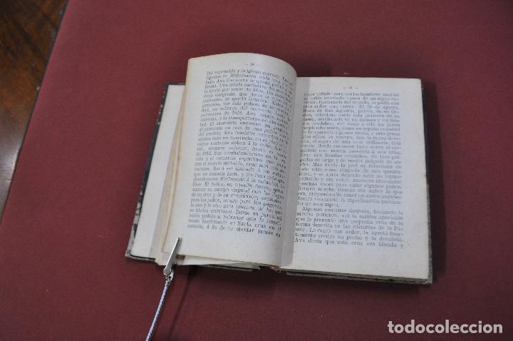 Libros antiguos: la dolorosa pasion de jesucristo - sor ana catalina emmerich - año 1900 - Foto 4 - 63879295