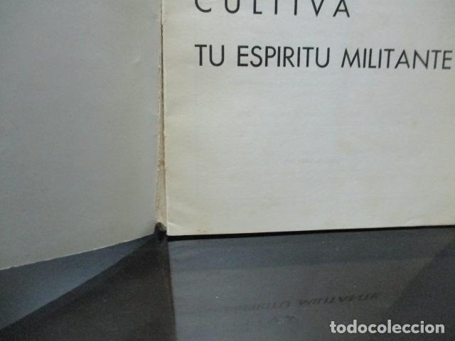 Libros antiguos: CULTIVA TU ESPÍRITU MILITANTE. CONSEJO NACIONAL MUJERES AC. - Foto 3 - 64455747