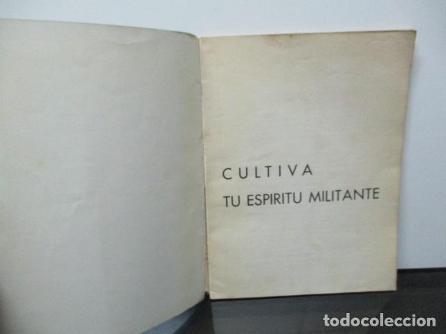 Libros antiguos: CULTIVA TU ESPÍRITU MILITANTE. CONSEJO NACIONAL MUJERES AC. - Foto 4 - 64455747
