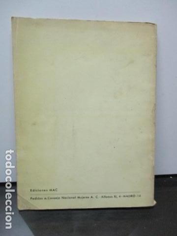 Libros antiguos: CULTIVA TU ESPÍRITU MILITANTE. CONSEJO NACIONAL MUJERES AC. - Foto 11 - 64455747