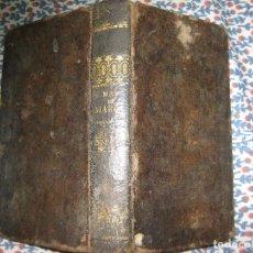 Libros antiguos: MES DE MARIA O LO MES DE MAIG CONSAGRAT A LA MARE DE DEU. JOSEPH TRULLAS. VICH. 1848. Lote 64464639